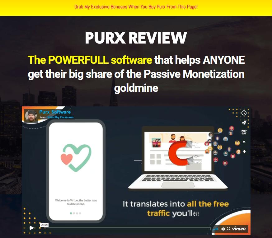 Purx Review Thumbnail Site