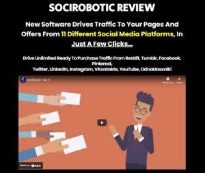 SociRobotic Review